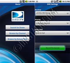 directv app for android phone directv mobile app now live on android market