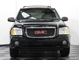 2004 used gmc envoy slt leather tow package moonroof at