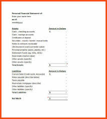 Personal Income Statement Template Excel Income Statement Format Program Format