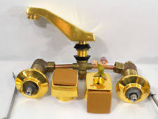 kohler gold faucets pinstripe single handle shower faucet vibrant