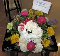 Dog Flower Arrangement Dog Flowers Idea U0027s To Try Pinterest Flower Flower