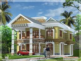 Villa House Plans by Luxury House Plans With Photos In Kerala Ideasidea