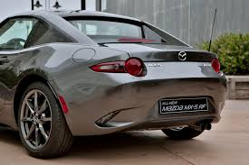 2017 mazda lineup 5 things you probably didn u0027t know about the mazda mx 5 miata rf