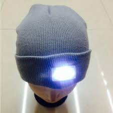 beanie with led lights led winter knitted hat led glowing light c warm beanie skull caps
