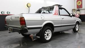 subaru brat 1986 subaru brat for sale near fredericksburg texas 78624