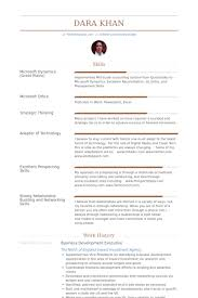 business development executive resume business development