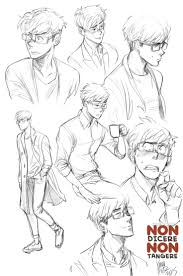 best 25 male character design ideas on pinterest male drawing