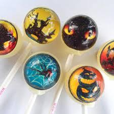 halloween scenes halloween scenes edible art lollipops by vintage confections