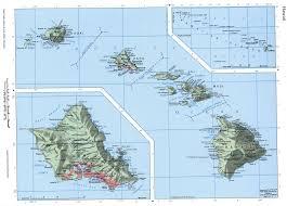 Map Hawaii Hawaii Mapfree Maps Of Us
