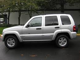 2002 jeep limited 2002 jeep liberty limited edition 4wd leather seats loaded