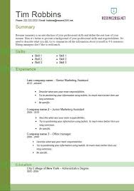 Examples Of Nanny Resumes by Example Combination Resume Call Center Representative Functional