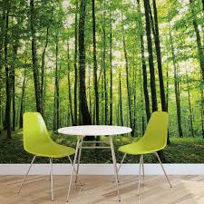 wall sticker warehouse ebay stores beautiful forest wall murals canvas