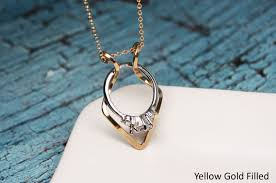 diamond ring necklace images General engagement ring chain necklace with engagement ring into jpg
