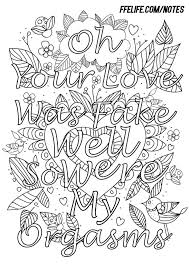 454 vulgar coloring pages images coloring