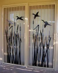 Patio Door Security Gate For Residential Applications Sliding Door Security Gate Saudireiki