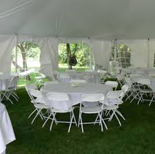 Table And Chair Rental Berg Industries Inc