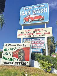 Free Military Business Cards Military Personnel Get Free Car Wash At Bixby Knolls Business