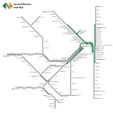 Dart Dallas Map The Transit