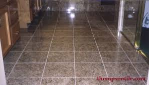 how to care for granite tile floors cleaning tile