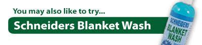nikwax rug wash in blanket accessories at schneider saddlery