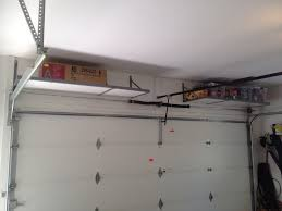 overhead garage storage gallery the better garages diy image of overhead garage storage ideas