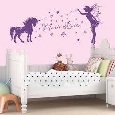 unicorn faith is believing wall sticker cut it out wall stickers unicorn wall stickers