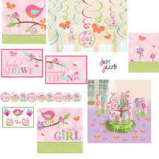 party supplies for a baby shower pink owl baby shower ideas