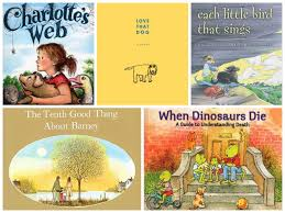 5 kids books that go there modern loss