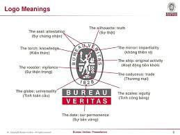 bureau veritas logo welcome to bureau veritas consumer products services viet nam ppt