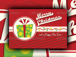 25 cool psd christmas card templates web u0026 graphic design bashooka
