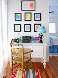 How To Decorate A Home Office How To Decorate An Office