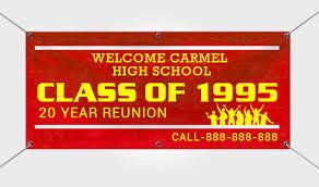 high school reunion banners reunion banners school collage family reunion banners bannerbuzz