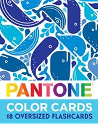amazon com pantone box of color 6 mini board books