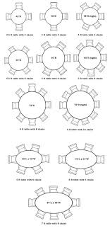 Best Dining Room Size And Dimensions Images On Pinterest - Oval dining table for 8 dimensions