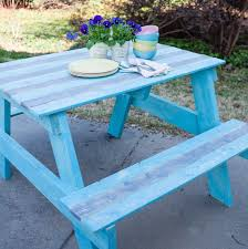 the 25 best pallet picnic tables ideas on pinterest outdoor