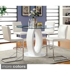30 Inch Round Kitchen Table by Round Dining Room U0026 Kitchen Tables Shop The Best Deals For Oct