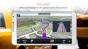 gps navigation apk sygic taxi navigation android apps on play