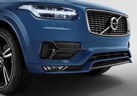 new volvo new volvo xc90 r design breaks cover autoevolution