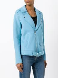 cheap biker jackets theory belisa pants sale theory felt biker jacket g79 ocean blue