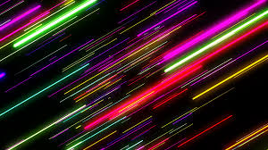 neon lights for trucks vj neon lights colorful laser fly through motion background
