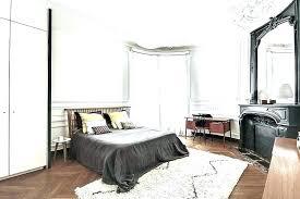 la chambre chambre blanche moderne chambre moderne design chambre lit rond lit