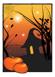 halloween templates free halloween posters element vector free vector 4vector graphic work