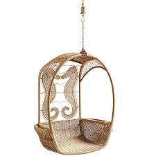 Ikea Hanging Chair by Bedroom Picturesque Light Brown Seahorse Hanging Chair Pier