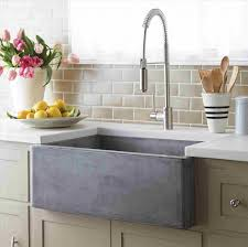 Industrial Kitchen Faucets Stainless Steel Kitchen Marvelous Stainless Steel Sink With Drainboard Stainless