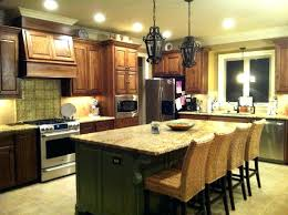 Kitchen Island With Table Seating Island Kitchen Tables Corbetttoomsen
