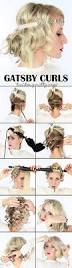 great gatsby inspired hairstyle tutorial alldaychic