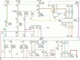 1995 ford mustang radio wiring diagram wiring diagram and