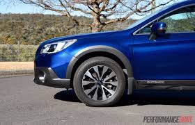 2015 Subaru Outback Review Video 2 0d U0026 2 5i Performancedrive