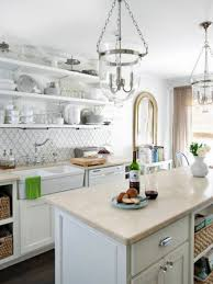 pretty small kitchen design ideas with luxurious white u shape