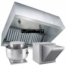 commercial sidewall exhaust fan ventilation systems for kitchen